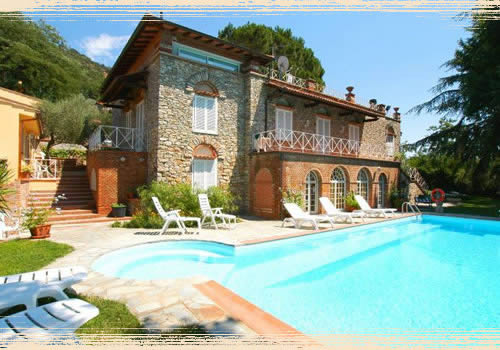 Location Villa Piscine Italie Toscane
